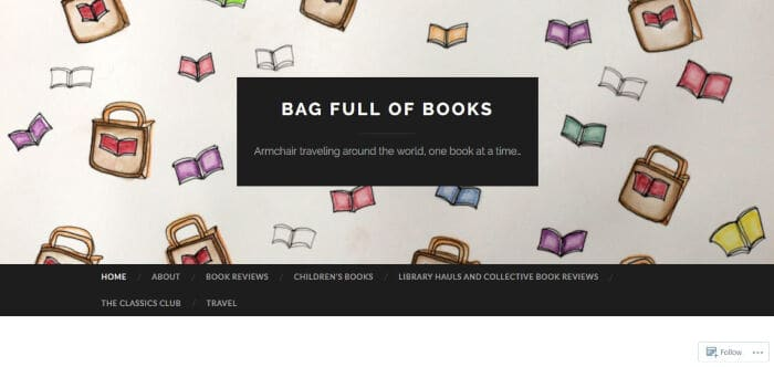 Bag Full Of Books