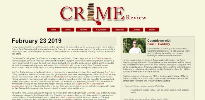 Crime Review