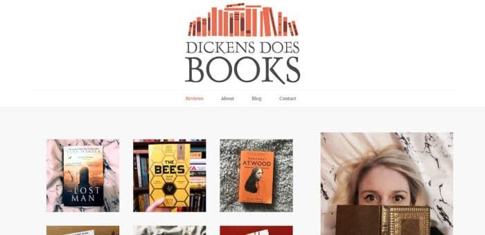 Dickens Does Books