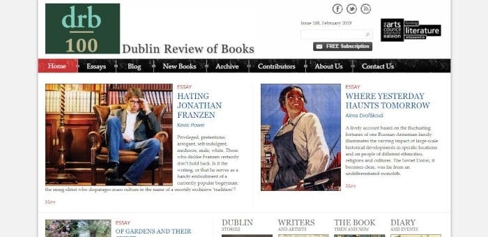 Dublin Review of Books