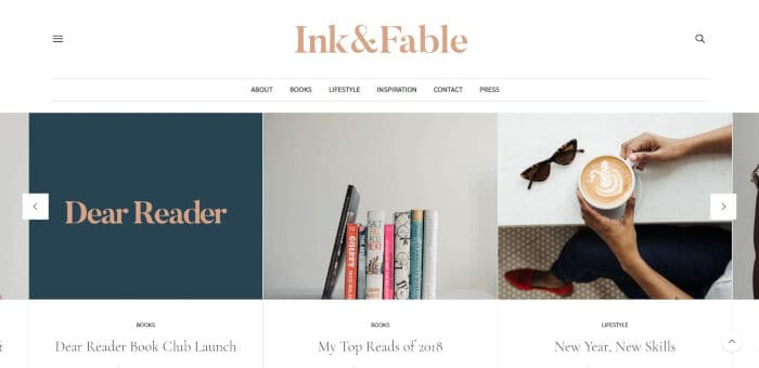 Ink and Fable