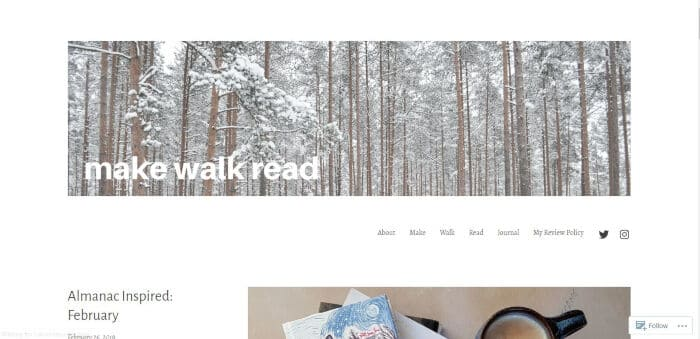 Make Walk Read