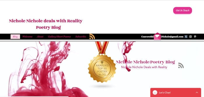 Nichole Nichole Deals With Reality