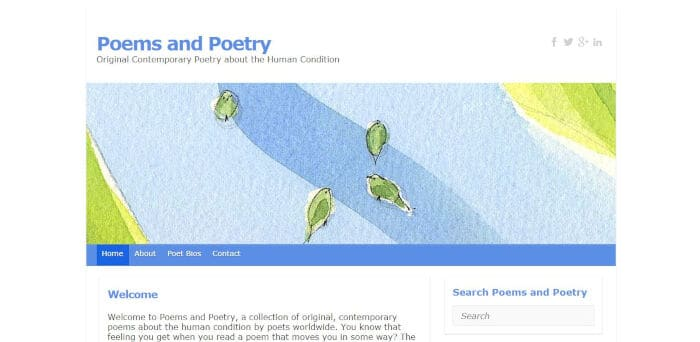Poems and Poetry