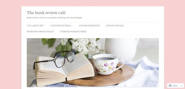 The Book Review Café