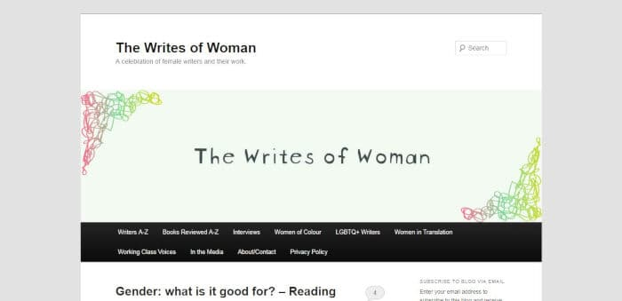 The Writes of Woman