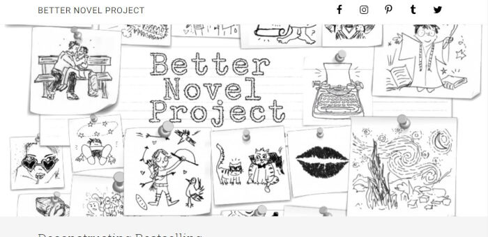Better Novel Project