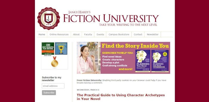 Fiction University