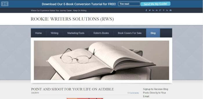 Rookie Writers Solutions
