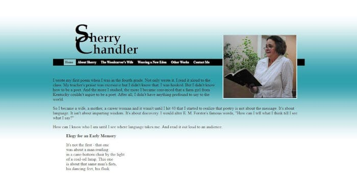 Sherry Chandler